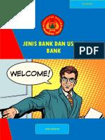 Jenis Bank Dan Usaha Bank