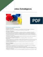 Fundamentos Estrategicos PMI