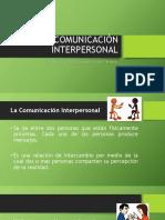 Comunicación Interpersonal Clase 3