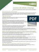 Driveways Factsheet Dec2016