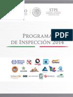 Programa de Inspecion 2014
