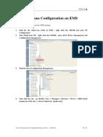 Checklist Create DB Rehome on RNC