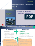 3~MEC420_Kinetics of Particles_Force_Acc