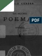 Manolo Cuadra - Antologia  Sus mejores poemas