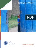 Susila Dharma International Annual Report 2010