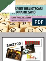 Alfabet Bibliotecari de Dinamització ALMENAR, (1)
