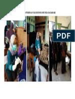 Kegiatan Pembinaan Ukgm Di Posyandu Desa Banjarsari