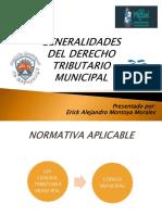 Generalidades Del Derecho Tributario Municipal - Ute (1)