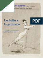 Rafael González Del Río _ Lo Bello y Lo Grotesco