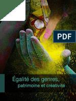Rapport Égalité Des Genres