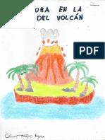 4º A- Aventura en La Isla Del Volcan (César Mañas Egea)