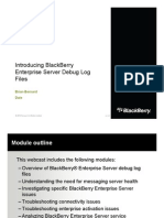 Understanding Blackberry Logs