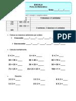 Matemática - atividades diversas - 3º ano (3)