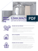 Better-Shelter 1.2 Factsheet En