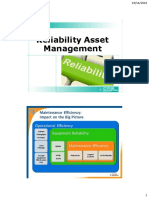 Reliability Asset Management