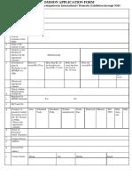 Application Form Exhb