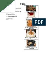 Pizza Picture Recipe