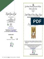2018 -13 Nov -St John Chrysostom - Matdivlit Hymns