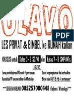 Promosi Olavo PDF