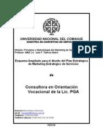 Consultora en Orientación Vocacional