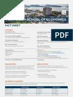 (22) Norwegian School of Economics