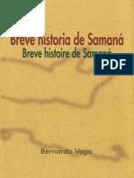 VegaBernardo_BreveHistoriadeSamana