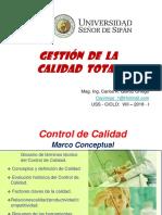 Gestion de La Calidad Total- 2018-I