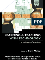 Learning and Teaching With Technology (1)