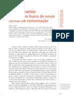 CÂMARA Jr, Joaquim Mattoso. Estrutura Da Língua Portuguesa(1)