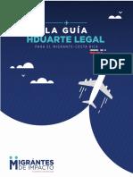 Guia Hduarte Legal Para Migrante