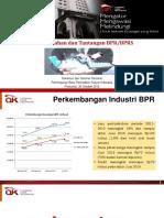 Permasalahan Dan Tantangan BPR