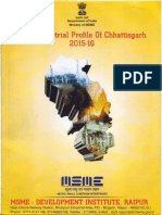 chhattisgarh Industrial Profile