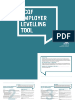 Employer Levelling Tool Web