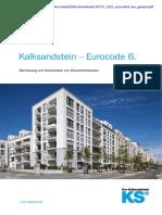 Kalksandstein - Eurocode 6 - 2017