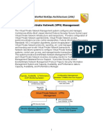 Virtual Private Network Management