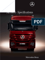 Mercedes ACTROS - Specifications.pdf