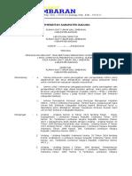 Edit SK. Penunjukan Perawat Yang Bertugas Mengawasi Kejadian Infeksi ( ICPN )