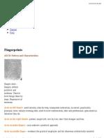 Fingerprints « GeneCode Dermatoglyphics