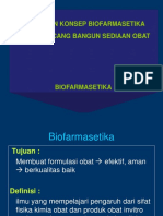 BIOFARMASETIKA RANCANG BANGUN