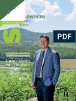 Slowenien Lädt Ein! (Juni, 2018)