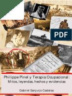Philippe Pinel y Terapia Ocupacional. Mitos Leyendas Hechos y Evidencias. Gabriel Sanjurjo Castelao (1)