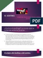 El Sexting