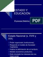 Estado y Educación-1