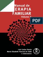 Manual de Terapia Familiar - Vol II - Luiz Carlos Osorio