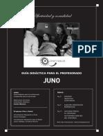 Guion Didactico Pel·Lícula Juno