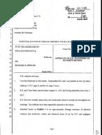 Richard Spencer Divorce Paperwork