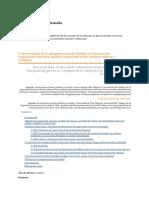 Intervención de La Administración Del Estado en El Proceso de Negociación Colectiva