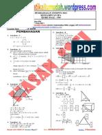 Pembahasan Matematika Ipa Kd 599
