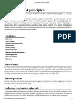 Combinatorial Principles - Wikipedia