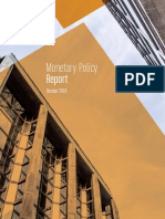 Monetary Policy Report October 2018